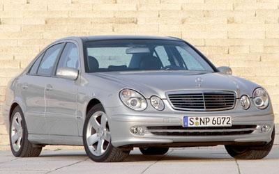 Foto 1 Mercedes-Benz Clase E E 270 CDI Classic 125 kW (170 CV)