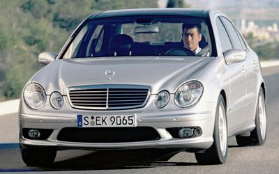 Foto 2 Mercedes-Benz Clase E E 270 CDI Classic 125 kW (170 CV)