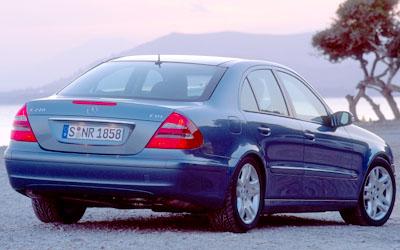 Foto 4 Mercedes-Benz Clase E E 270 CDI Classic 125 kW (170 CV)