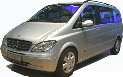 Foto 1 Mercedes-Benz Viano 2.2 CDI Fun Compacta 4matic 110 kW (150 CV)