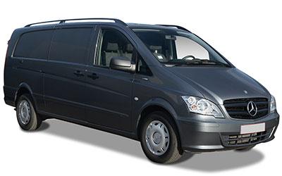 Mercedes-Benz Vito Furgon 110 CDI Larga 70 kW (95 CV)