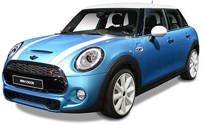 Mini mini 5 puertas cooper d azul toledo por eu for Mini cooper 5 puertas segunda mano