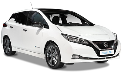 Nissan Leaf 40kWh N-Connecta 110 kW (150 CV)