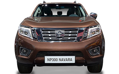 Nissan Navara PickUp 2.3 dCi Doble Cabina Visia 118 kW (160 CV)