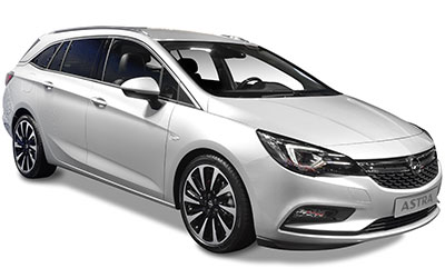 Opel Astra 1.6 CDTI Sports Tourer S/S Excellence 100 kW (136 CV)
