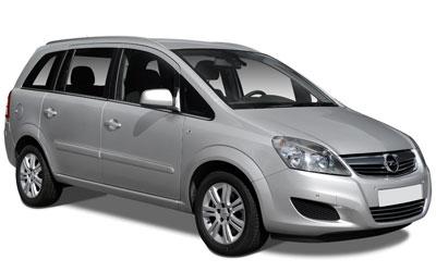 Imagen Opel Zafira