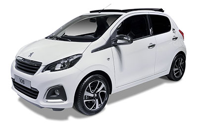 Peugeot 108 1.2 PureTech de segunda mano