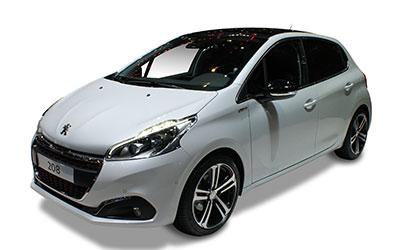 Peugeot 208 1.6 BlueHDI de segunda mano