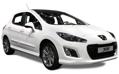 Peugeot 308 1.6 HDI de segunda mano