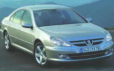 Peugeot 607 2.7 HDi Pack Marfil Aut. 150 kW (204 CV)