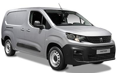 Peugeot Partner Furgon BlueHDi 100 de segunda mano