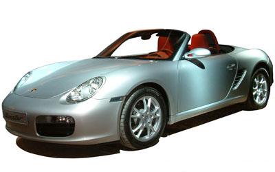 Imagen Porsche Boxster