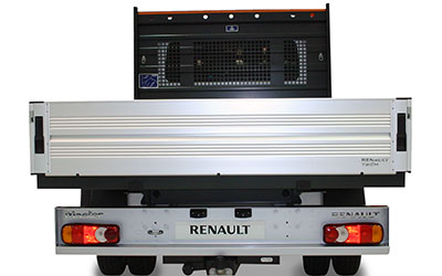 Renault Master Chasis Doble Cabina L3 3500 Energy dCi 107 kW (145 CV) caja abierta