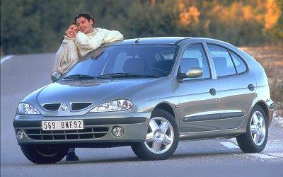Foto 1 Renault Megane 1.6 Expression 82kW (110CV)