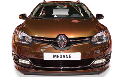 Renault Megane Sport Tourer TCe 100 Limited Energy 74 kW (100 CV)