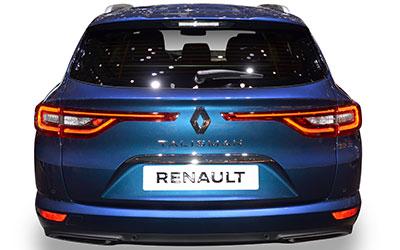 Renault Talisman dCi 160 Sport Tourer Initiale Paris Energy EDC 118 kW (160 CV)