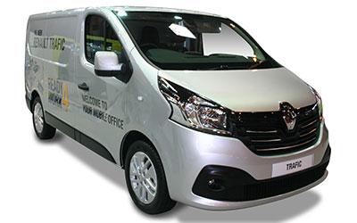 Renault Trafic Furgon 29 L2H1 Energy dCi 92 kW (125 CV)