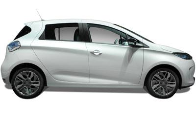 Renault Zoe Intens R240 65kW (88CV)