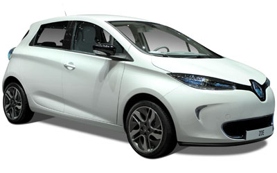Renault ZOE Limited 40 R110 -18 79 kW (108 CV)