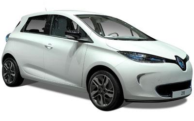 Renault Zoe Limited 40 R110 79 kW (108 CV)