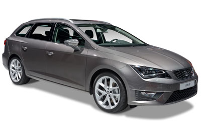 SEAT Leon ST 1.6 TDI St&Sp Style Connect 81 kW (110 CV)