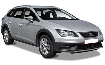 SEAT Leon ST 2.0 TSI de segunda mano