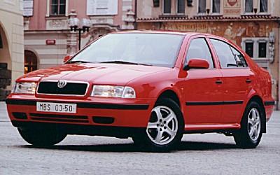 Skoda Octavia 2.0 SLX 85 kW (116 CV)