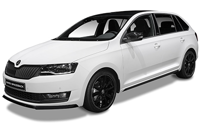 Skoda Spaceback 1.0 TSI Black Pack 81 kW (110 CV)