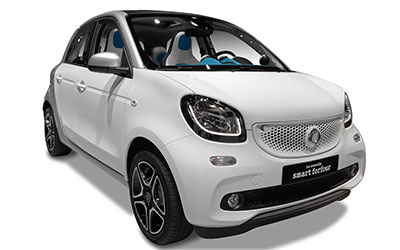 Smart ForFour EQ electric drive 60 kW (82 CV)