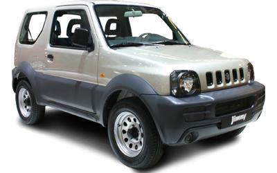 Suzuki Jimny 1.3 de segunda mano