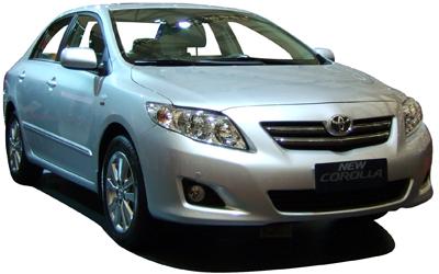Toyota Corolla Sedán 2.0 D-4D Sol