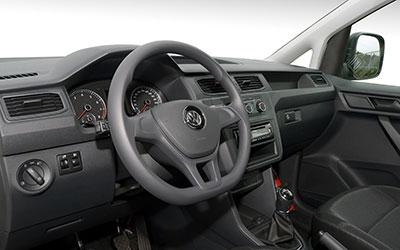Foto 4 Volkswagen Caddy 2.0 TDI Kombi Outdoor 75 kW (102 CV)