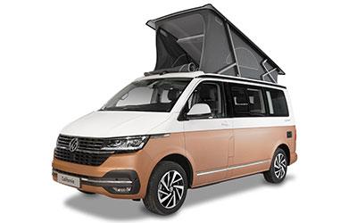 Volkswagen California 6.1 Ocean Batalla Corta 2.0 TDI 4Motion BMT 110 kW (150 CV) DSG