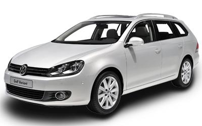Foto 1 Volkswagen Golf Variant 1.6 TDI Sport DSG 77 kW (105 CV)