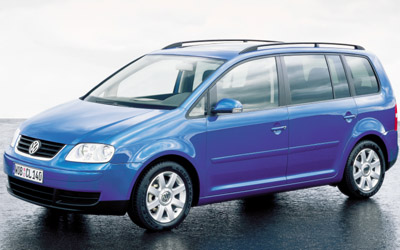 Foto 1 Volkswagen Touran 2.0 TDI Highline 103 kW (140 CV)