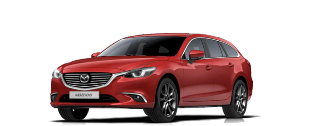 Mazda 6 Wagon Luxury Premium