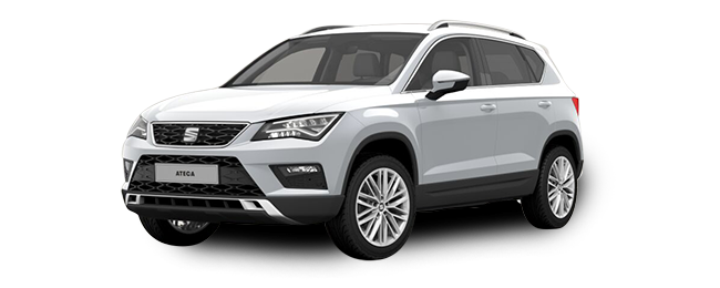 SEAT Ateca 2.0 TDI CR S&S Xcellence Edition 110 kW (150 CV)