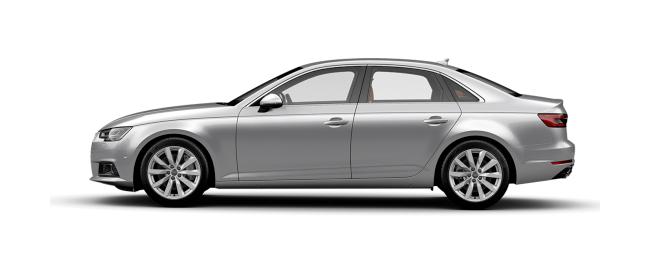 configura tu Audi A4
