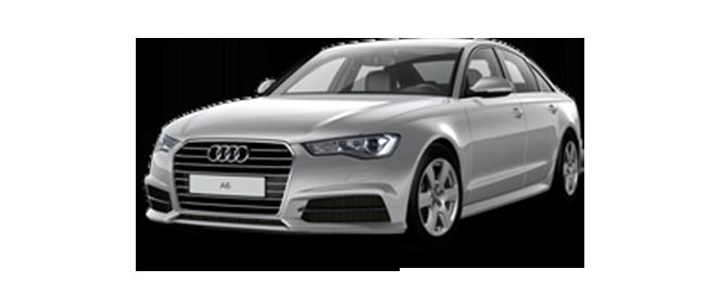 Audi A6 Madrid