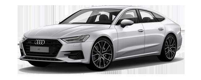 Audi A7 Madrid