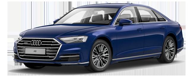 Audi A8 Madrid