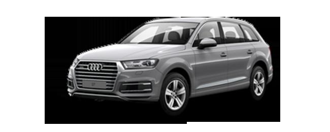 configura tu Audi Q7
