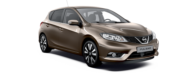 ofertas Nissan pulsar