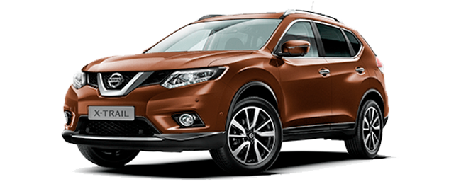 ofertas Nissan x-trail