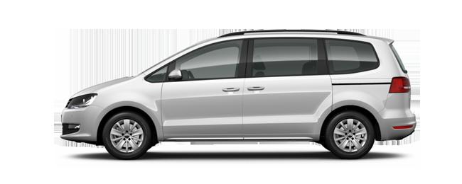 Sharan nuevo Volkswagen Barcelona