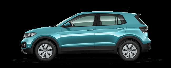 T-Cross nuevo Malaga Wagen