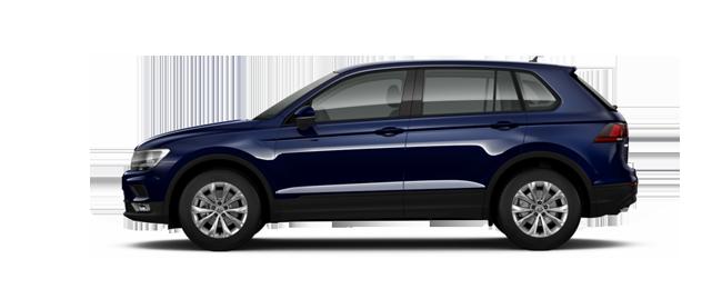 Tiguan nuevo Volkswagen Madrid