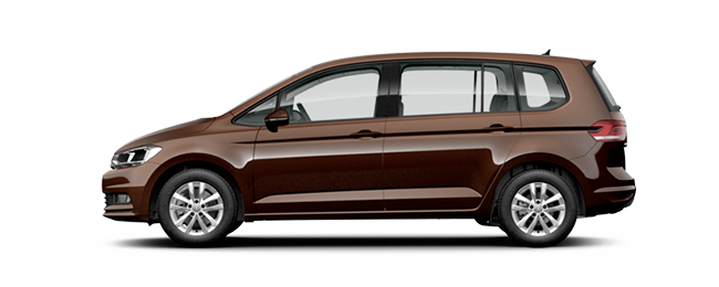 Touran nuevo Volkswagen Madrid