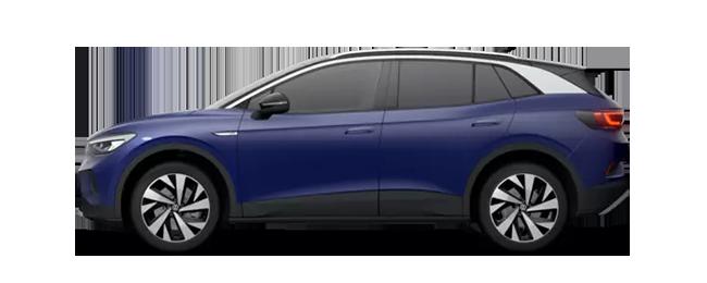 ID.4 nuevo Volkswagen Madrid