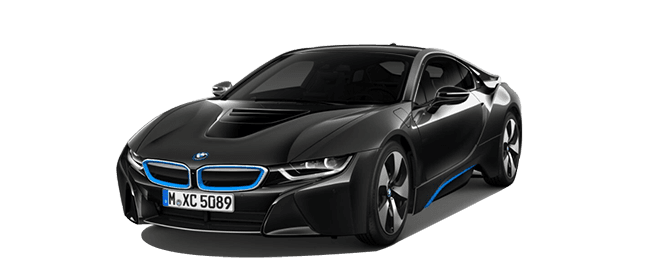 BMW i8 en Madrid